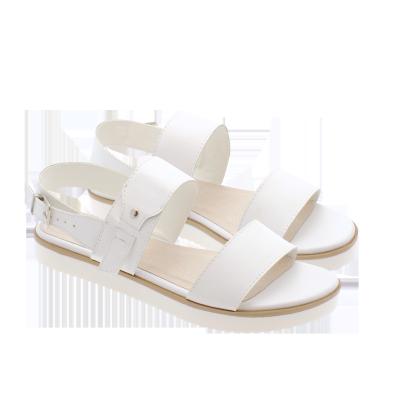 Noodles - Summertime white sandal 6